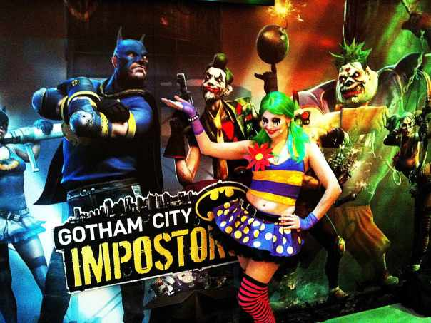 Gotham City Imposter
